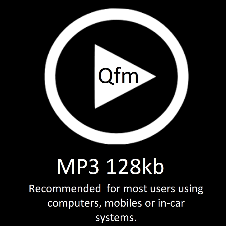 Qfm Standard Stream Player
