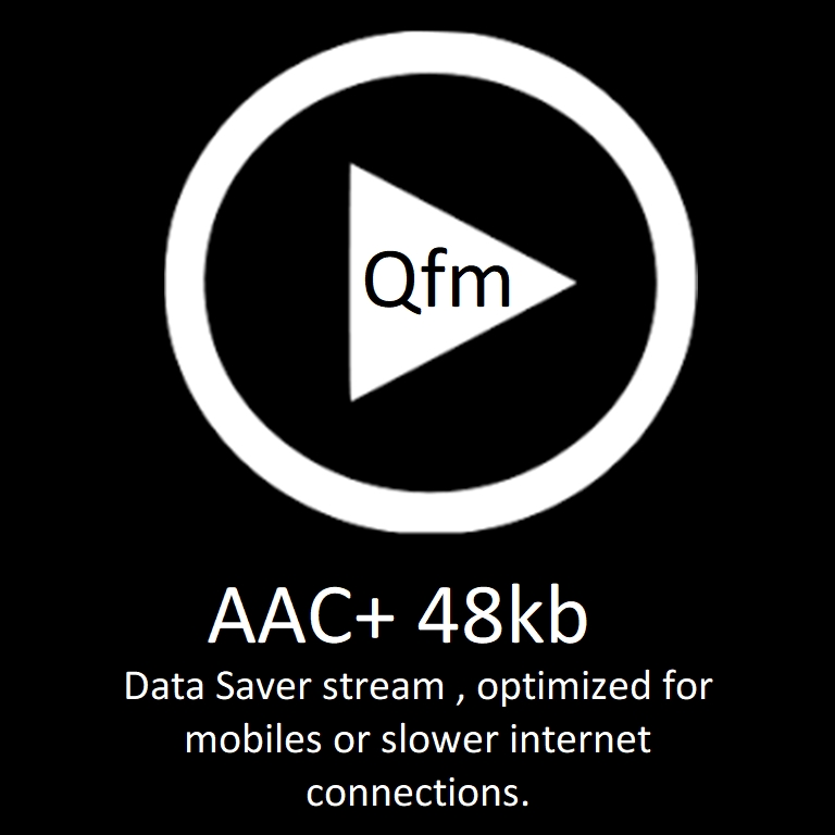 Qfm Data Saver Stream Player