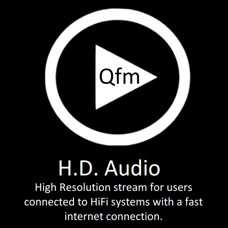 Qfm HD Stream Player