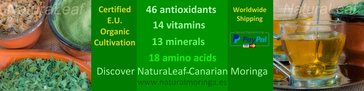 NaturaLeaf Canarian Moringa - Sponsors of Qfm Sunset sessions